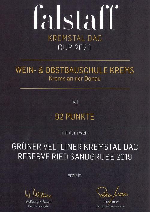 Falstaff Kremstal DAC Cup 2020