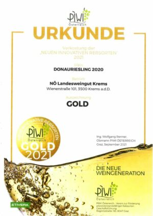 Donauriesling 2020