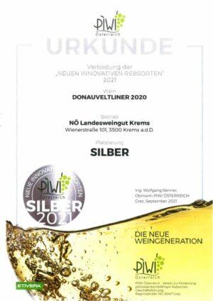 Donauveltliner 2020